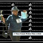 1st Place Female Walker